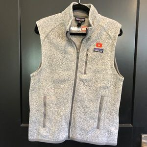 Patagonia YouTube Sweater Vest